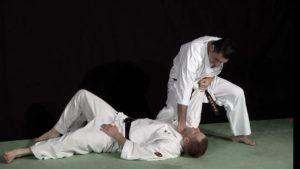 karate défense