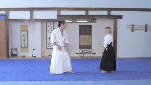 aikido etudes sur yokomen