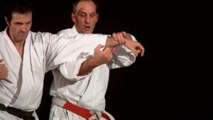bunkai 3ème dan karate shotokan bernard bilicki