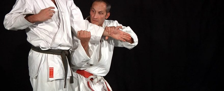 bunkai 1er dan karate shotokan bernard bilicki
