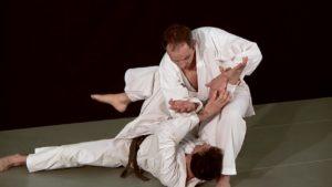 bunkai 4ème dan karate shotokan bernard bilicki
