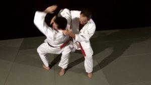 bunkai 5ème dan karate shotokan bernard bilicki