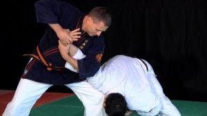 kansetsu waza - dislocation articulaire