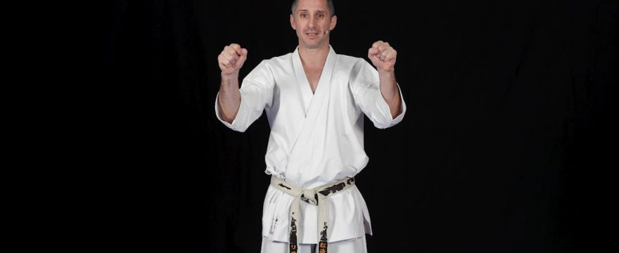 kakiwake karate