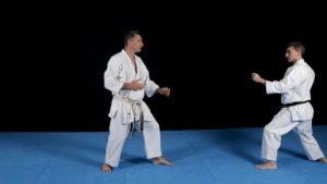 karate jyu ippon kumite