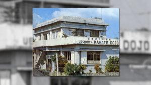 hobma dojo uechi ryu okinawa karate