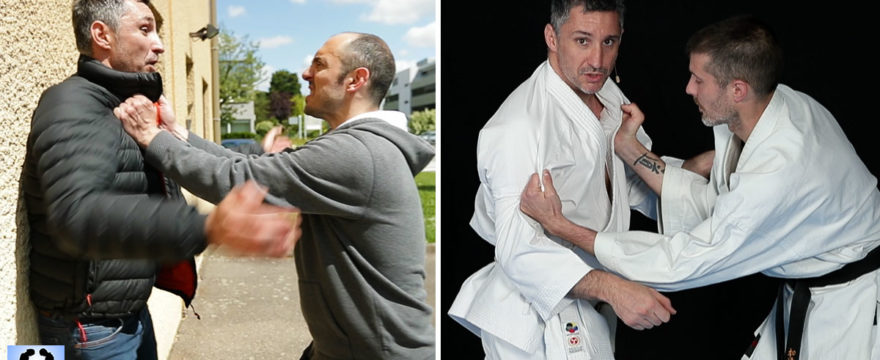 karate defense 2 avec Lionel Froidure