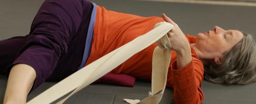 Yoga pour tous - cours vidéo avec Catherine Bellieres
