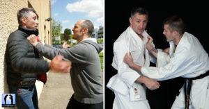 dvd vidéo karate défense Lionel Froidure