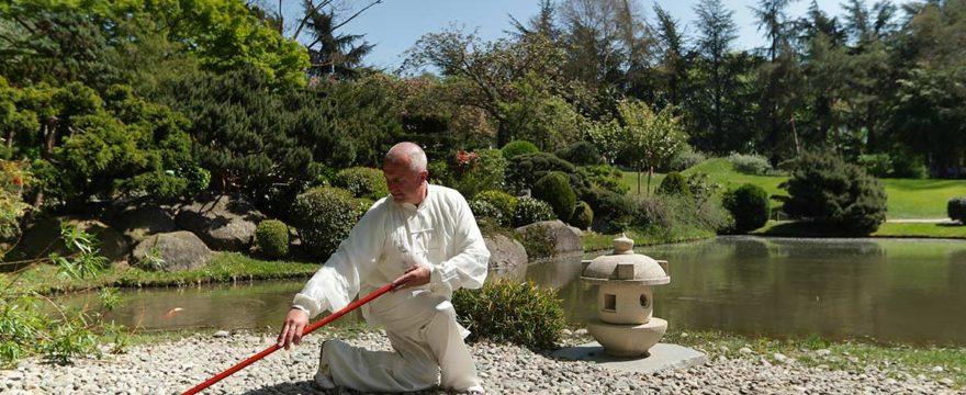 Qi Gong du baton