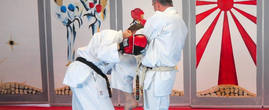 heian yodan bunkai pao video