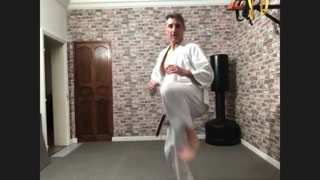 hanches karate